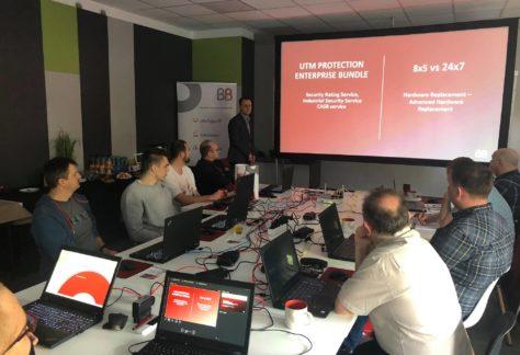 Szkolenie Ochrona na całego! Fortinet Enterprise Protection- Piekary Śląskie